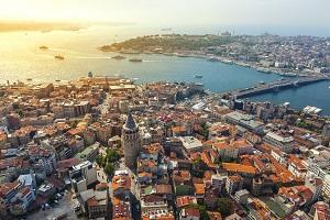 Κωνσταντινούπολη: Ἡ ἀρχοντικὴ καὶ βασιλικὴ πολιτεία