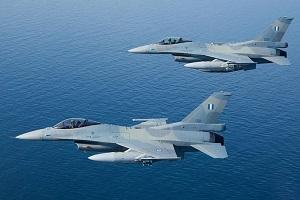 Η Ελληνική Πολεμική Αεροπορία αιφνιδίασε τους Τούρκους