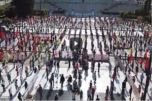 Ο ορισμός του «δύο μέτρα και δύο σταθμά»! Ενώ πιστοί και ιερείς διώκονται, διαδηλωτές ελεύθερα συναθροίζονται!