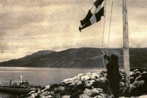 Κυρά της Ρω: «Με την ελληνική σημαία υψωμένη και την αγάπη για την Ελλάδα βαθιά ριζωμένη μέσα μου πέρασα όλες τις κακουχίες»