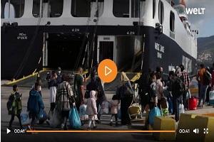 Ο FRONTEX προειδοποιεί για νέο κύμα μεταναστών στα ελληνικά σύνορα