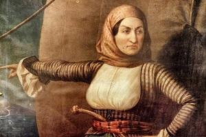 Λασκαρίνα Μπουμπουλίνα - Η πρώτη Ελληνίδα υποναύαρχος