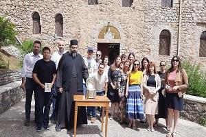 ΔΕΛΤΙΟ ΤΥΠΟΥ - Οι Ρωμνιοί Λάρισας γιόρτασαν το Άγιο Πνεύμα στην περιοχή των Τρικάλων (ΦΩΤΟ)