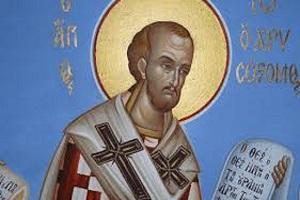 Άγιος Ιωάννης Χρυσόστομος : Ένα μονάχα φοβάμαι…την αμαρτία μου.