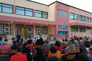 Ενημερωτική συνάντηση της Ενωμένης Ρωμηοσύνης στο Μοναστηράκι Αιτωλοακαρνανίας