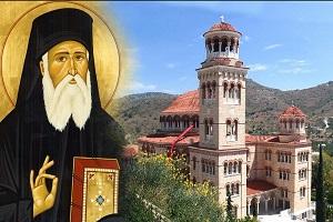 Αγίου Νεκταρίου Πενταπόλεως - Οἱ πειρασμοί παραχωροῦνται για να φανερωθοῦν τα κρυμμένα πάθη