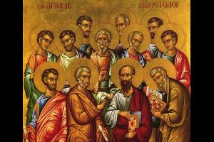 Οι απόστολοι, χθες και σήμερα