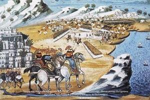 13-7-1825: Μάχη των Μύλων - Εκεί όπου 480 Έλληνες διέλυσαν 6.200 του Ιμπραήμ