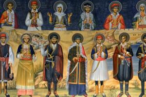 Σύναξη των Αγίων Νεομαρτύρων των μετά την άλωση της Κωνσταντινουπόλεως μαρτυρησάντων