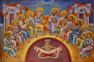«Ἐὰν κανεὶς μπορέση νὰ κατανοήση τὴν σημασία τῆς Πεντηκοστῆς γιὰ τὴν Πατερικὴ παράδοσι, τότε καὶ θεολόγος νὰ μὴν εἶναι, τουλάχιστον θὰ ξέρη τί εἶναι Θεολογία καὶ τί θεολόγο»