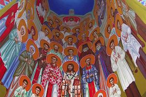 Πολωνοί Άγιοι μαρτυρήσαντες από τους Παπικούς. Εορτάζονται την πρώτη Κυριακή του Ιουνίου