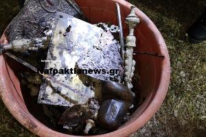 Το ειδησεογραφικό χρονικό της καταστροφής της θαυματουργής Εικόνας της Παναγίας Βαρνάκοβας