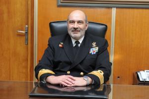 Ναύαρχος Κοσμάς Χρηστίδης: