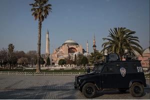 Η ισλαμική Τουρκία αποκαλύπτεται