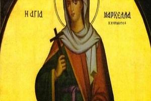 Αγία Παρθενομάρτυς Μαρκέλλα η Χιοπολίτης