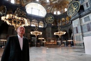Αιτωλίας Κοσμάς: «Δυστυχώς, όπως και στην πρώτη άλωση η Δύση δεν μίλησε»