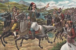 ΒΙΝΤΕΟ – Ο θρυλικός Κατσαντώνης και η λαϊκή παράδοση για τη δράση του Σαρακατσάνου κλέφτη