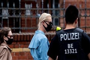 Βερολίνο: Η αστυνομία προσφεύγει στο ανώτατο δικαστήριο για να απαγορευθούν διαδηλώσεις κατά των μέτρων για τον κορωνοϊό