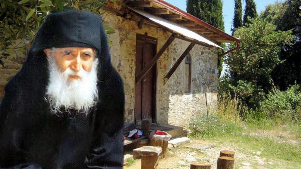 Αποτέλεσμα εικόνας για Άγιος Παΐσιος: Θα διοργανώσουμε ένα συνεργείο προσευχής