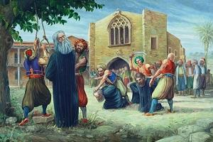 Ο Εθνομάρτυρας Αρχιεπίσκοπος Κύπρου Κυπριανός: Ο σωτήριος άγγελος του Έθνους