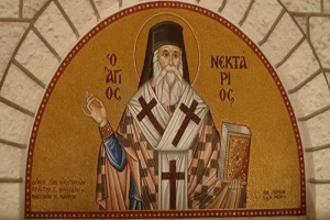 Άγιος Νεκτάριος Πενταπόλεως - Η καθαρή καρδιά γίνεται θρόνος του Θεού