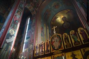 Λεμεσού Αθανάσιος: «Αλλοίμονο αν η Εκκλησία ήταν ένα ηθικό σύστημα! Η Εκκλησία είναι ένα οντολογικό θεραπευτήριο!»