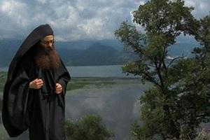 Ο μοναχός κι ο άγγελος