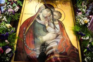 Στη μητέρα των θλιμμένων