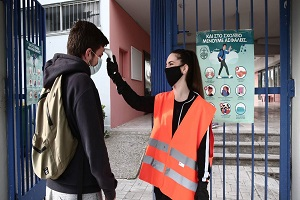 Οι υποχρεωτικές μάσκες στο σχολείο αποτελούν μία «σοβαρή απειλή» για την ανάπτυξη των παιδιών, προειδοποιούν γιατροί στο Βέλγιο