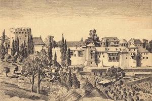 Εις μνημόσυνον αιώνιον - Γέροντας Βησσαρίων Λαυριώτης