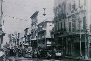 20/9/1942 : Η ανατίναξη του κτιρίου της ΕΣΠΟ