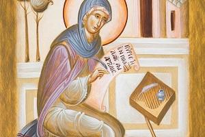 Αγία Κασσιανή η Μεγάλη Ποιήτρια του Βυζαντίου