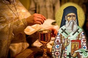 Πώς απαντά ο Άγιος Νεκτάριος στους επιστήμονες που πολεμούν τη Θεία Κοινωνία;