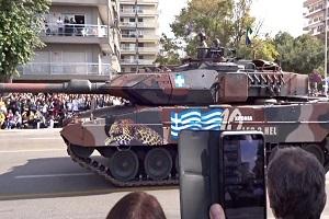 Toυρκία: Ανίκητα τα ελληνικά Leopard 2 A6 HEL αν περάσουν τον Έβρο – Πάνε Πόλη