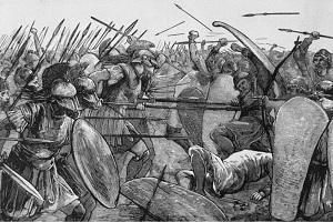 Aρχαίοι Αθηναίοι: «Ο Μήδος έχει δύναμη πολλαπλάσια απ' τη δική μας. H λαχτάρα, όμως, της λευτεριάς μάς παρακινεί να τον αντιμετωπίσουμε με όση δύναμη έχουμε»