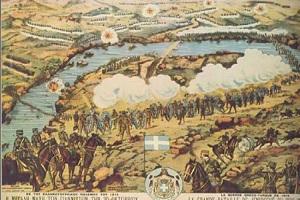 Η Μάχη των Γιαννιτσών 19-20 Οκτωβρίου 1912