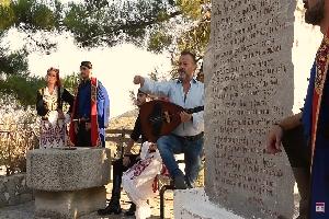 Zαχάρης Φραγκιαδάκης - Μολών Λαβέ (τραγούδι)