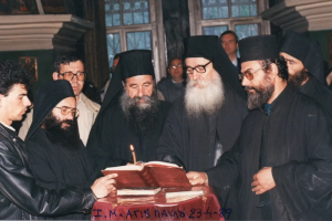 Συμπληρώθηκε ένα έτος από την κοίμηση του Ιδρυτικού Μέλους της ΕΡΩ Εμμανουήλ Περσυνάκη