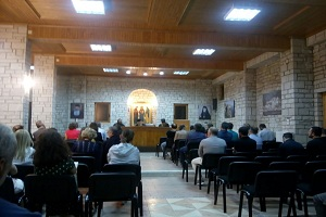 Αγιασμός της ΕΡΩ Αγρινίου επί τη ενάρξει της νέας χρονιάς (φωτογραφίες)