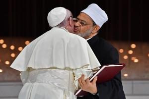 π. Αθανάσιος Μυτιληναίος:Το Βατικανό συμμαχεί με τους μουσουλμάνους εναντίον των Ορθοδόξων