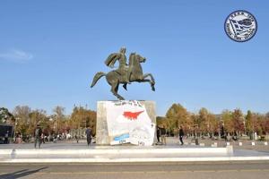 Οι Ελληνοκύπριοι φοιτητές της Θεσσαλονίκης δεν ξεχνούν!