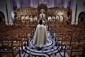 Καρπενησίου Γεώργιος: Να ανοίξουν, έστω και με περιοριστικά μέτρα οι Ναοί μας, πριν να είναι αργά. Η Εκκλησία ως θεραπευτήριο ψυχών και σωμάτων, είναι το καταφύγιο μας.