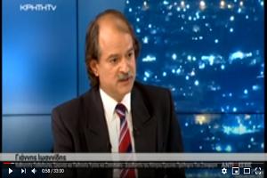 Καθηγητής Ιωαννίδης: Το lockdown για την Ελλάδα μπορεί να είναι ένα λάθος αντίστοιχο περίπου της Μικρασιατικής καταστροφής