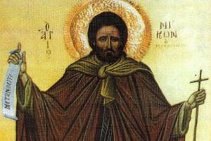 Αγ. Νίκων ο Μετανοήτε: Ο Φλογερός Κήρυκας της Μετάνοιας