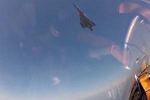 Οι Ευρωπαίοι είδαν αερομαχία με τουρκικά F-16 σε ζωντανή σύνδεση