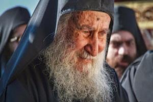 Γέρων Ιωσήφ Βατοπαιδινός - Σαν ελατήριο πετάξου: «Ήμαρτον, Θεέ μου, μη μου το γράφης, μετανοώ!»