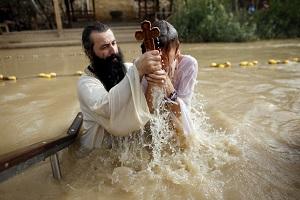 Άγιοι Τόποι: Εκεί όπου έστησαν οι άχραντοι πόδες του Κυρίου: «Ιορδάνης ποταμός»