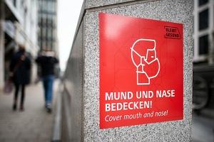 Το Διοικητικο Δικαστήριο στο Düsseldorf ακύρωσε διάταξη περί γενικής μασκοφορίας!
