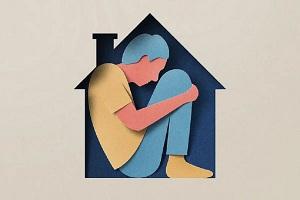 Ερευνητές του Harvard: Οι νέοι ενήλικες μέσα στην πανδημία εμφανίζουν σημεία κατάθλιψης