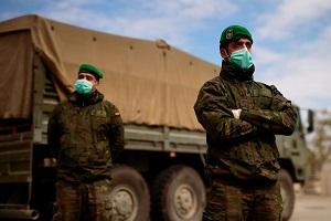 Έρευνα: Ακόμα και στρατιωτικού τύπου lockdown δεν σταματά τον κορωνοίό